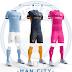 Designer cria novos uniformes para equipes inglesas - Parte 02