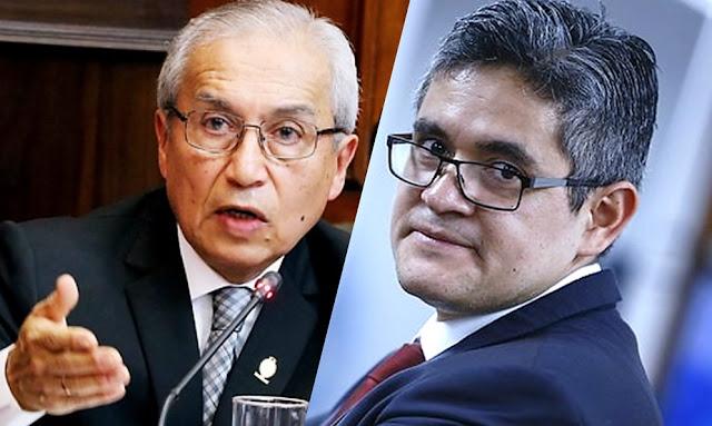 La Oficina Desconcentrada de Control Interno de Lima del Ministerio Público declaró infundada la denuncia presentada contra el fiscal Domingo Pérez por haber emitido un comentario contra el fiscal de la Nación, Pedro Chávarry.