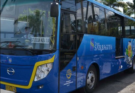 Bus Trans Sarbagita