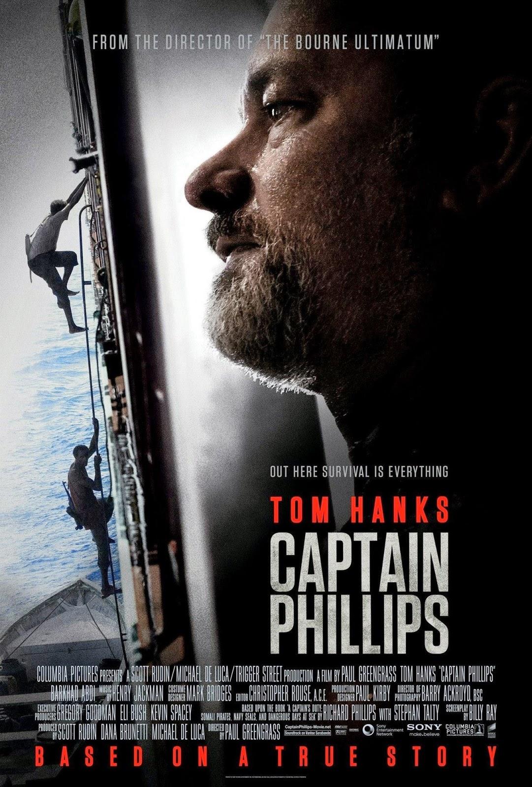Captain Phillips ฝ่านาทีพิฆาต โจรสลัดระทึกโลก [HD][พากย์ไทย]