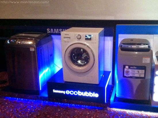 Samsung introduces new line of Washing Machines