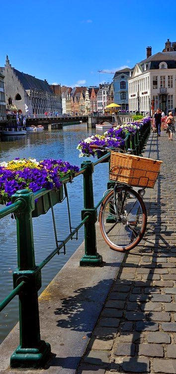 10 Best Places to Holiday in Belgium (100+ Photos) | Ghent, Belgium