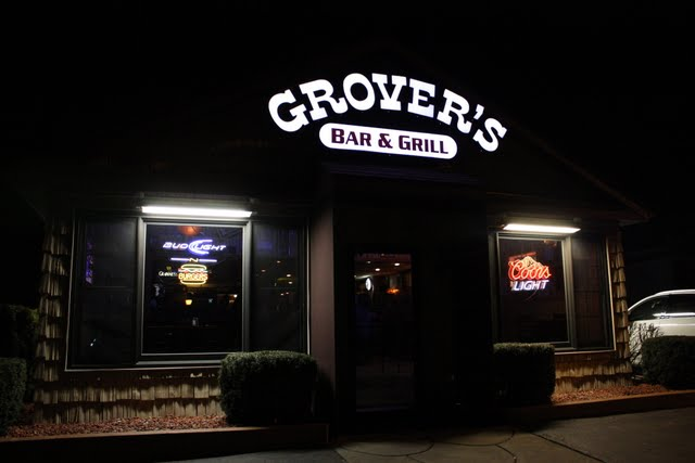 Diners, Drive-ins and Dives Road Trip - Grover's Bar & Grill ... on