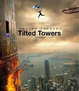 tilted towers meme