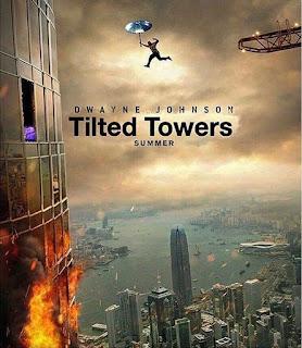 tilted towers meme