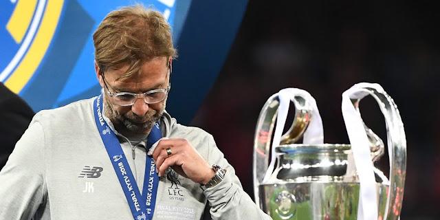 Manager Asal Jerman Jurgen Klopp Yang Sekarang Melatih Liverpool Menjadi Incaran Utama Presiden Real Madrid Florentino Perez