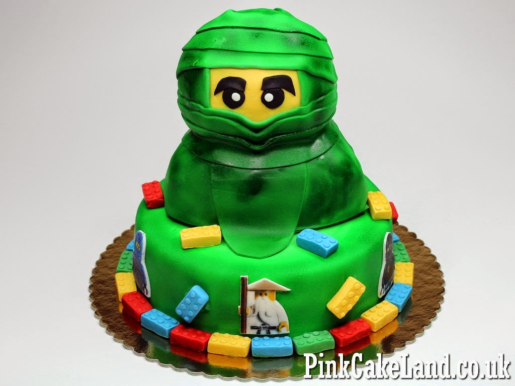 Ninjago Cake in London