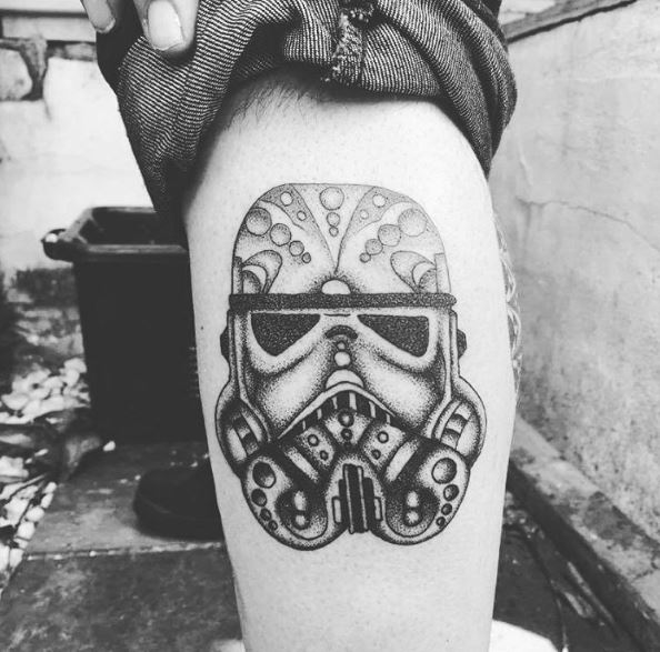 50 cool star wars tattoos designs and ideas 2018 tattoosboygirl. Black Bedroom Furniture Sets. Home Design Ideas