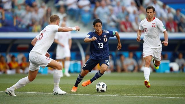 Hasil Pertandingan Jepang vs Polandia - Piala Dunia 2018