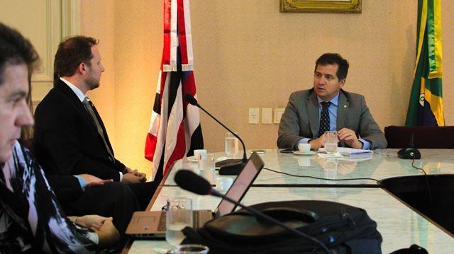 Governo cria ambiente favorável aos negócios e mineradora anuncia aumento em investimentos no Maranhão