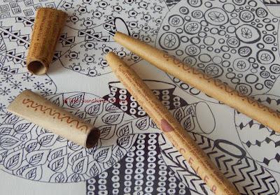 Paper pens