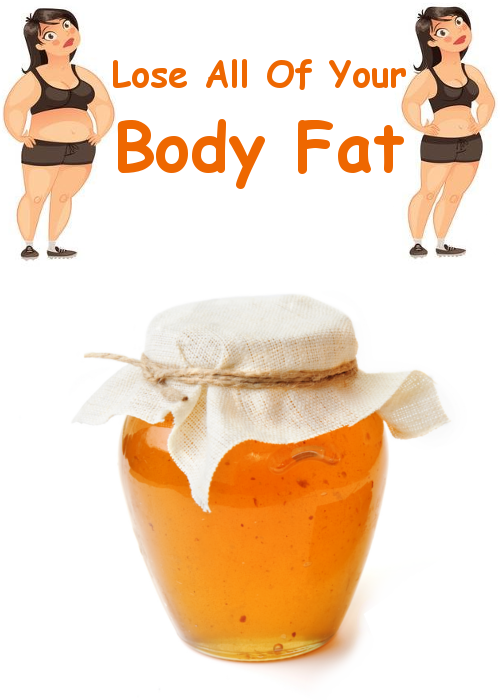 With These Ingredients Will Quickly Lose All Of Your Body Fat