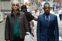 Giancarlo Esposito and Tilda Swinton in Okja (1)