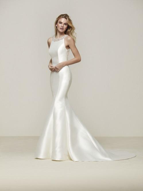la moda me enamora : vestidos de novia pronovias 2018 ¡6 opciones de