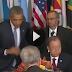 На то, как Обама унижает лилипутина, можно смотреть вечно! (видео)