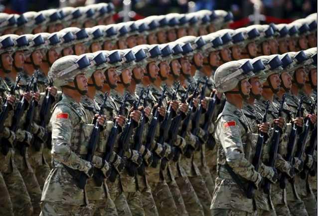 Pemerintah Cina Berencana Untuk Meningkatkan Belanja Militer  7-8% Pada 2016
