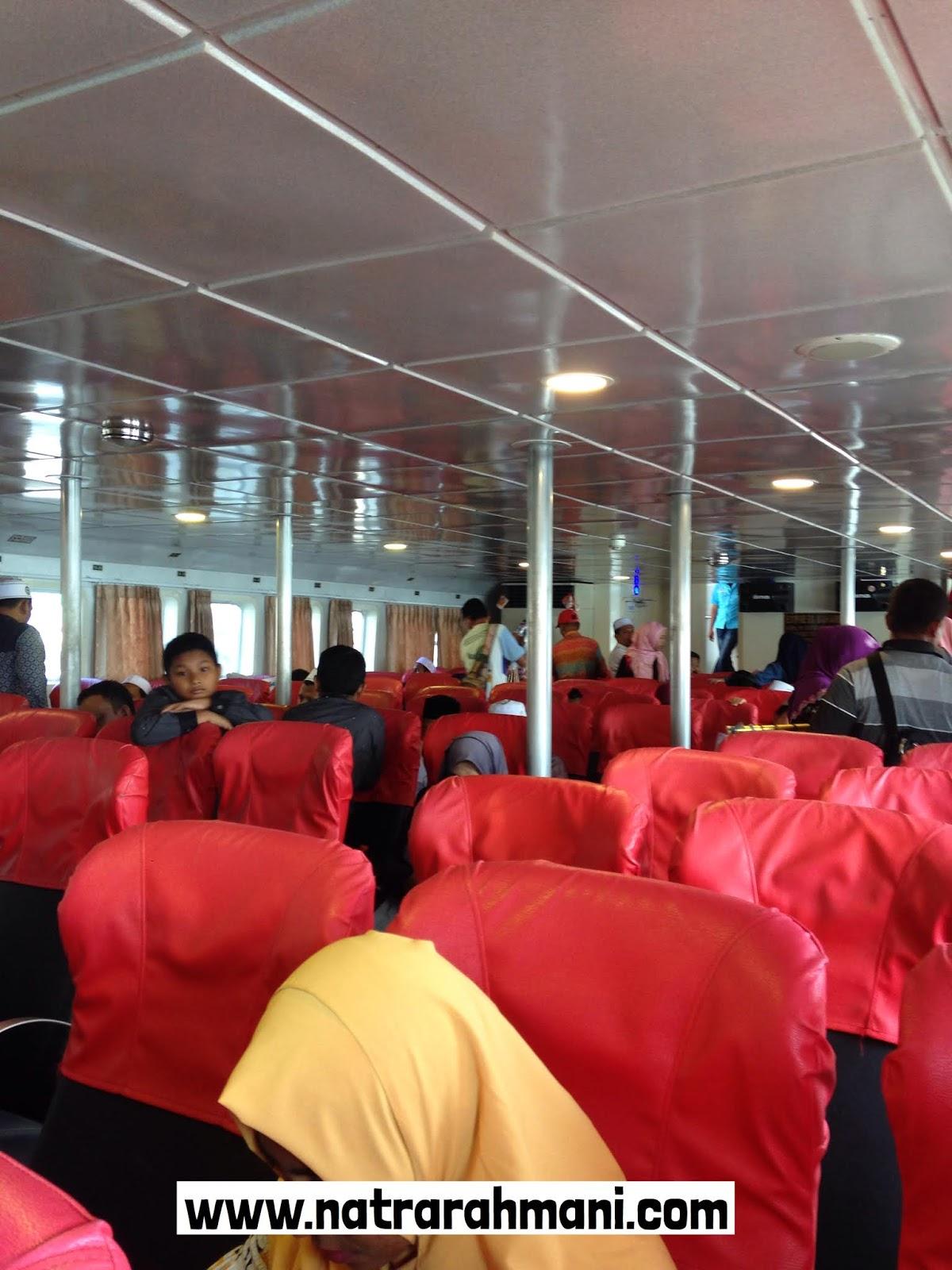 kapal express bahari sabang
