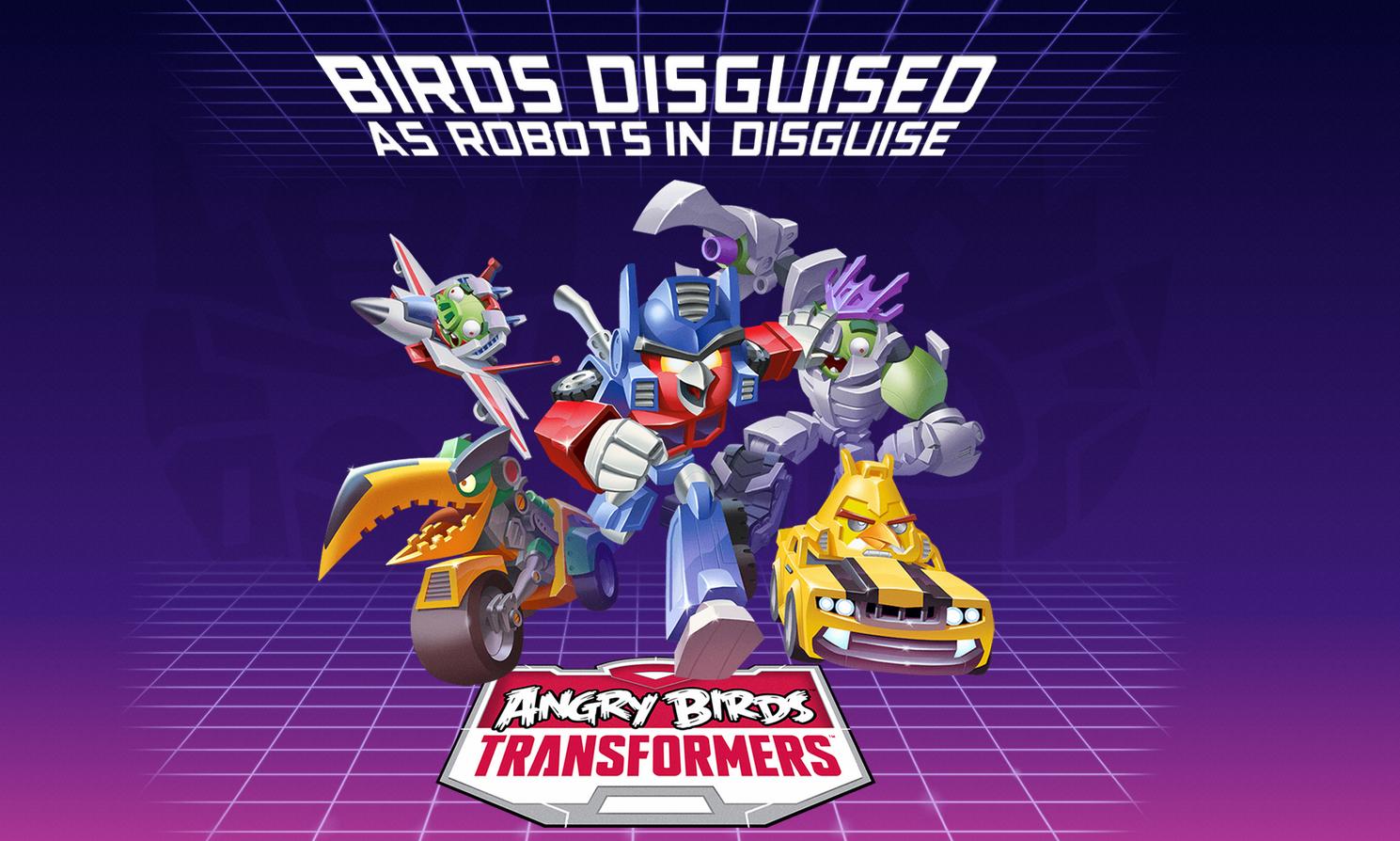 Como Desenhar O Pássaro Vermelho De Angry Birds: Angry Birds Transformers é Anunciado Pela Rovio