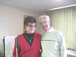 Laurel with Rev. Roedder