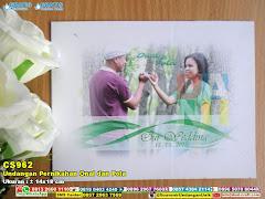 Undangan Pernikahan Onal Dan Pola
