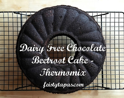 Deliciously moist and chocolatey Thermomix cake