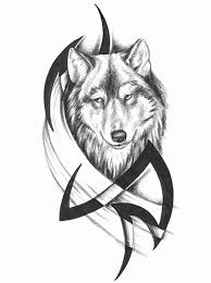 Tattoos Tato Srigala Dan Maknanya Wolf Tattoos And Their Meanings