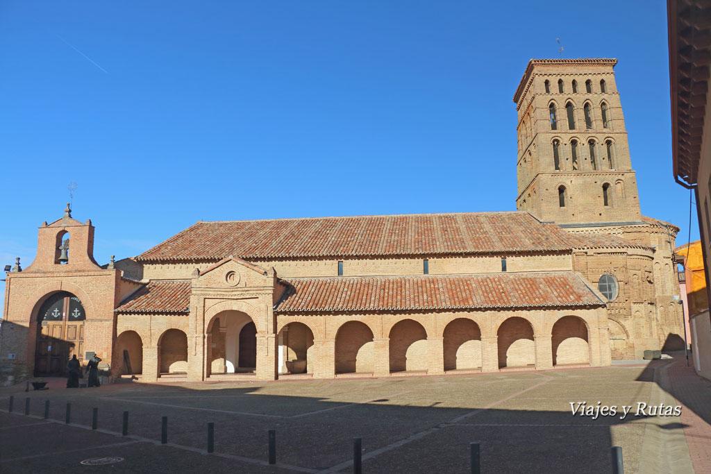 Iglesia de San Lorenzo de Sahagún de Campos