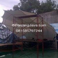 Tenda Membrane Sulawesi