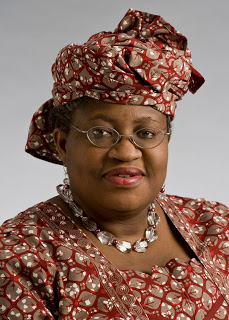 Ngozi Okonjo-Iweala Being Crowned Today As Silverbird Man Of The Year 2012