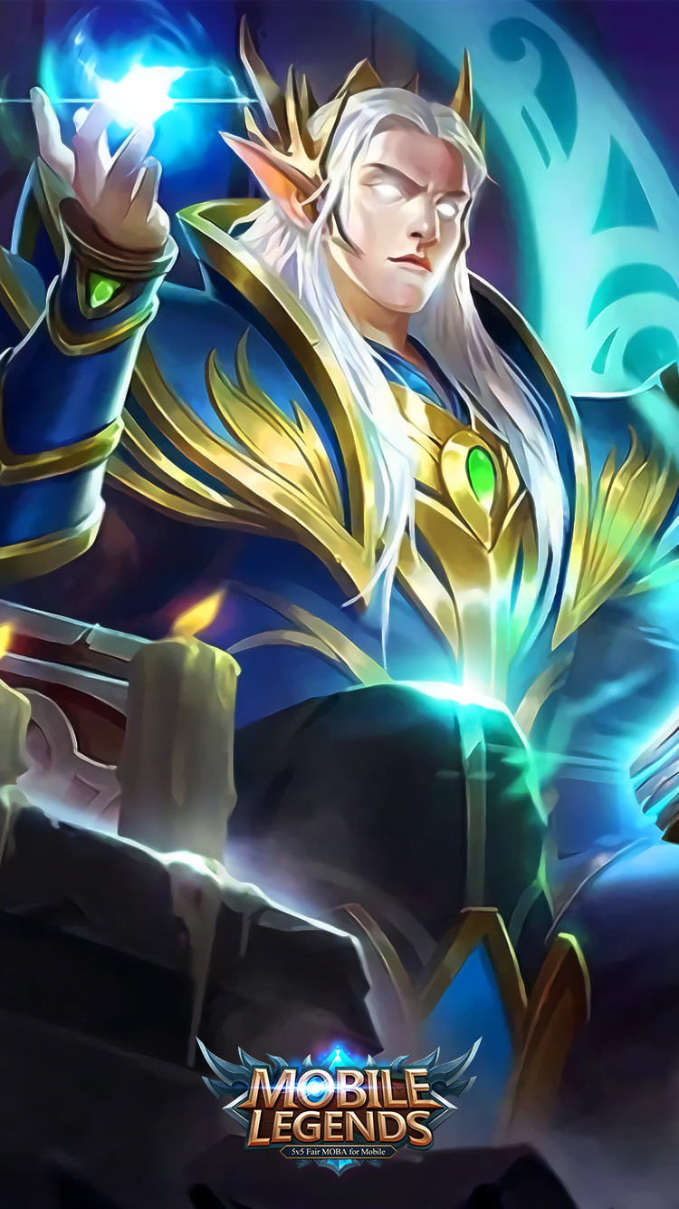 Hd wallpaper mobile legends - Wallpaper Estes Mobile Legends
