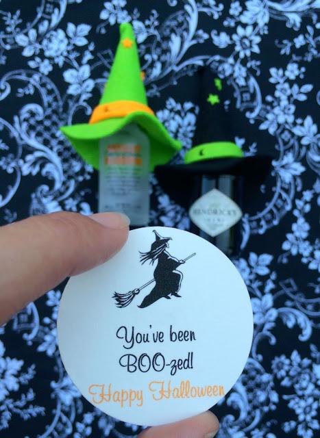 You've been BOOzed! - Fun Halloween Gift - www.jacolynmurphy.com