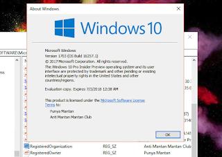 Cara Mengganti Nama Owner di Windows 10