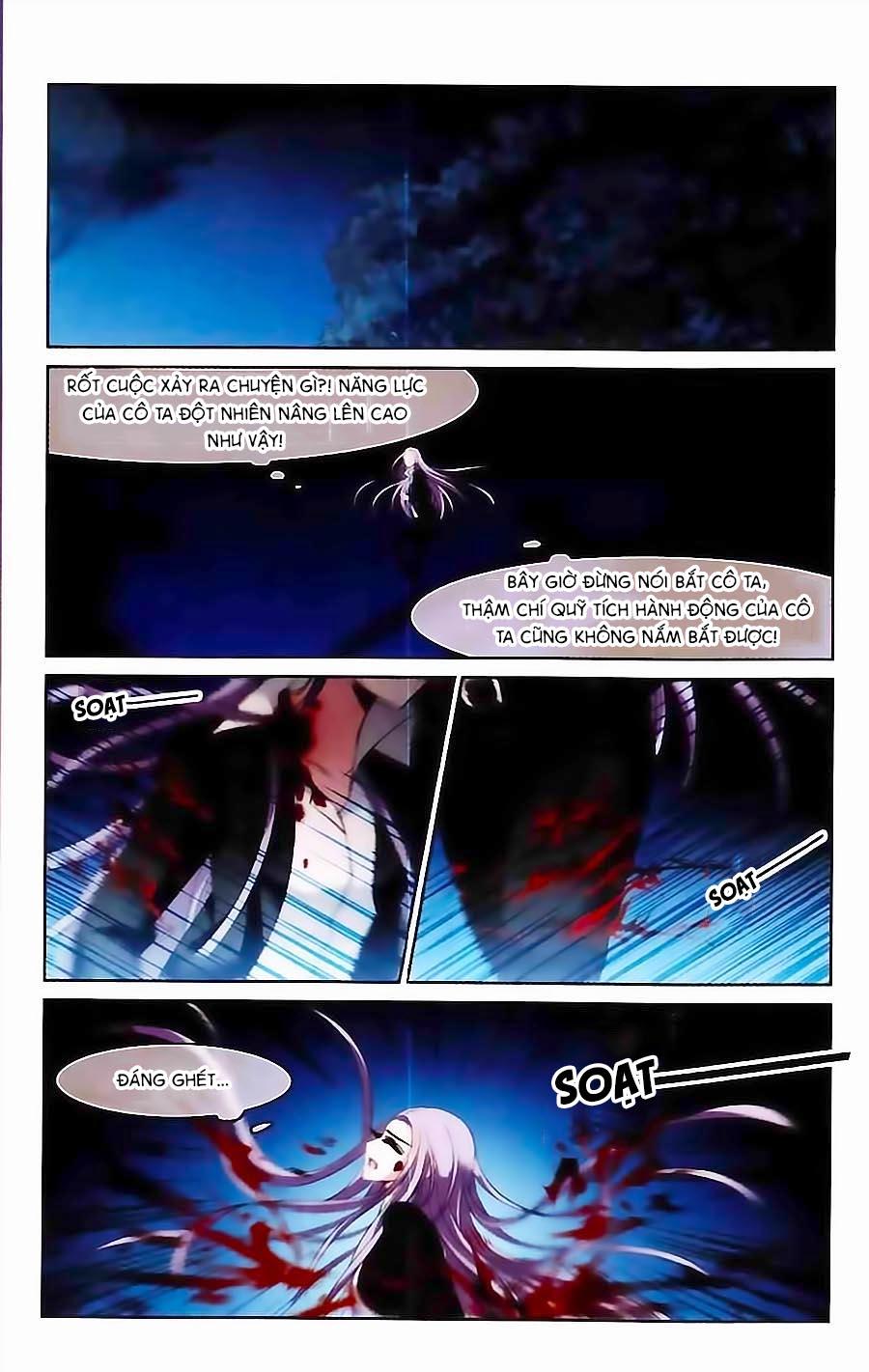 Huyết Tộc Cấm Vực chap 64 page 3 - IZTruyenTranh.com