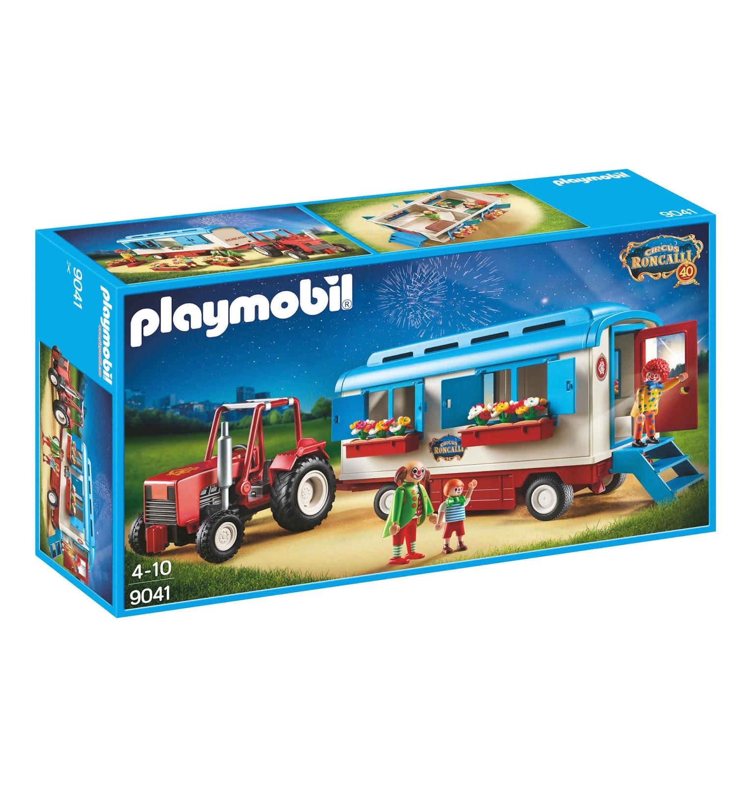 Nuevo circo roncalli playmobil for Autocaravana playmobil