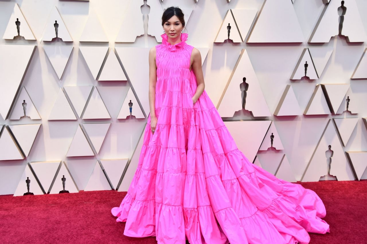 Gemma Chan – Oscars 2019 Red Carpet – 91st Academy Awards in Los Angeles