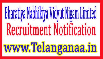 Bharatiya Nabhikiya Vidyut Nigam LimitedBHAVINI Recruitment Notification 2017