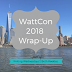 Writing Wednesdays: WattCon 2018 Wrap-Up