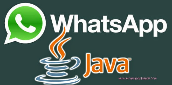 Download whatsapp for java screen touch