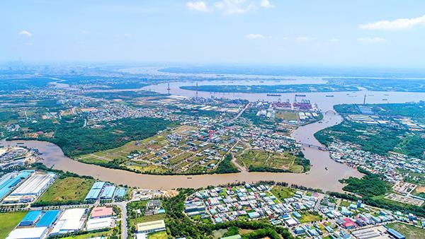 Bất Động Sản Khu Nam Sài Gòn chuẩn bị bùng nổ với 5 tỷ USD được đầu tư