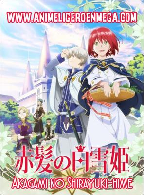 Akagami no Shirayuki-hime: Todos los Capítulos (12/12) [Mega - Google Drive - MediaFire] BD - HDL
