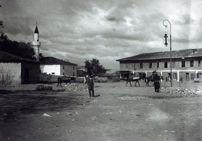 Photos of the Albania of 1914 by Robert Elsie