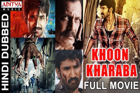 Khoon Kharaba 2017 HDRip 800MB Hindi Dubbed 720p Watch Online Full Movie Download bolly4u