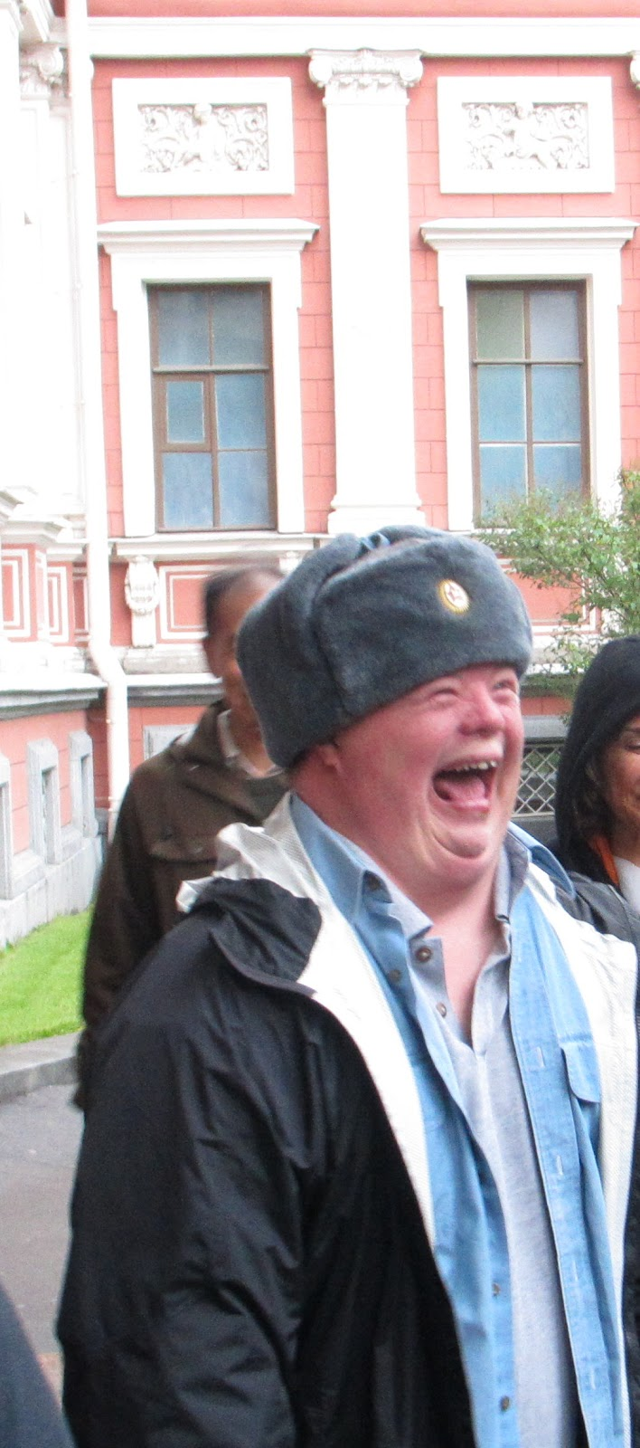 Russian Army Ushanka hat. Is from Finland. The People take it back ... 418f6c58e0db