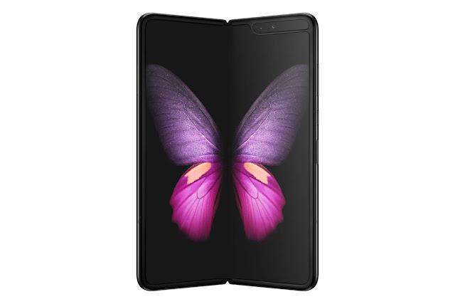 سامسونج جالكسي المطوي فن الابتكارfold  Samsung Galaxy