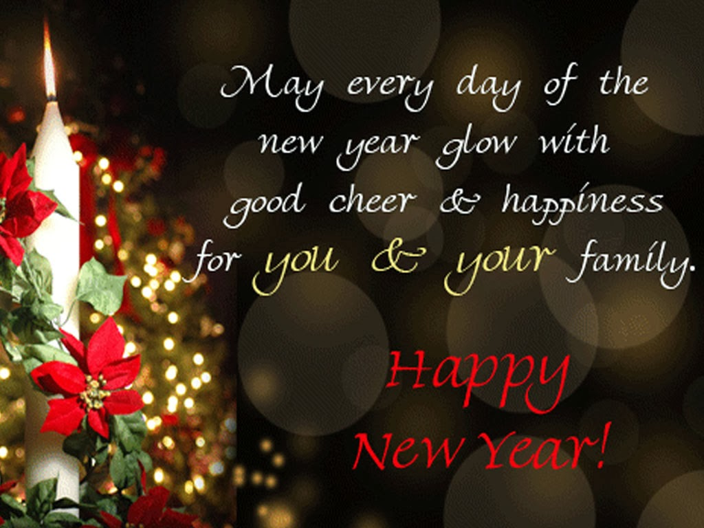 New Year 2014 Cards: Free Happy New Year 2014 Greeting