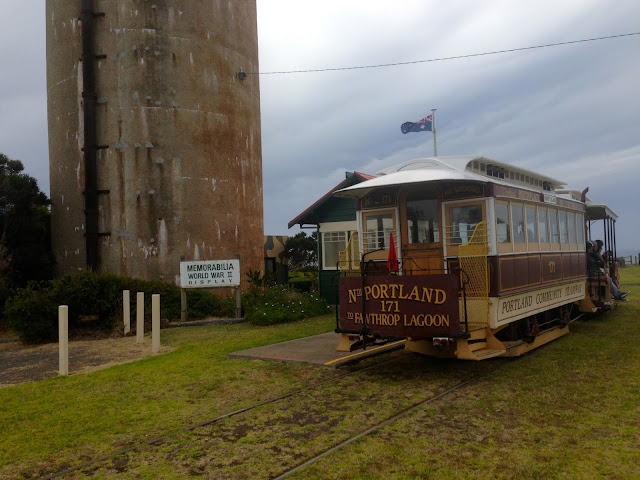 Portland Historic Tram