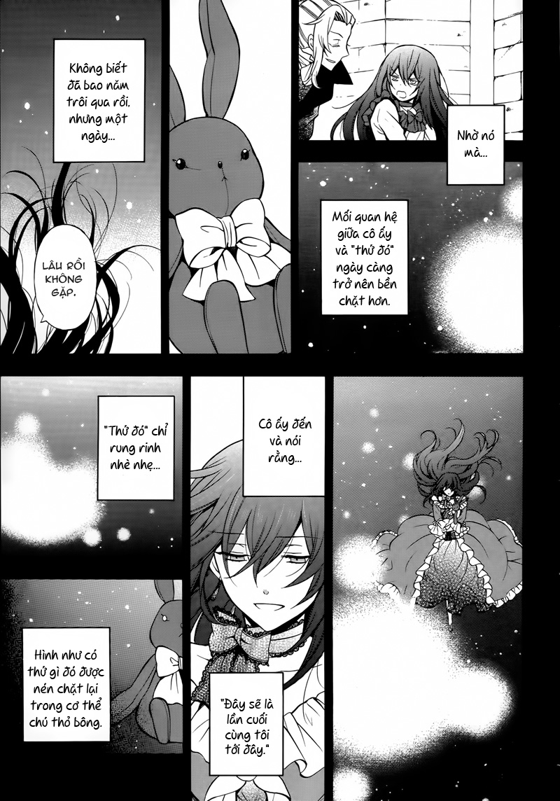 Pandora Hearts chương 071 - retrace: lxxi black rabbit trang 10