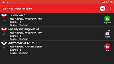 Cara Menggunakan Aplikasi Wps Wpa Tester Premium Untuk Membobol Wifi tetangga, dikantor, maupun di area publik