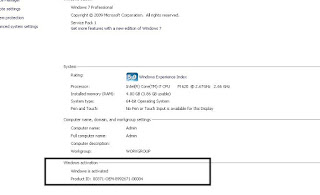 windows 7 activated by windows 7 loader 2.2.1