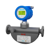 Micro-bend Shaped Coriolis Flow Meter